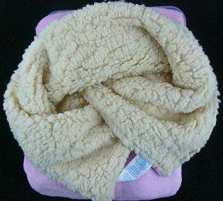 Disney Winnie The Pooh Piglet Baby Girls Sherpa Blanket Pink 30 x 36