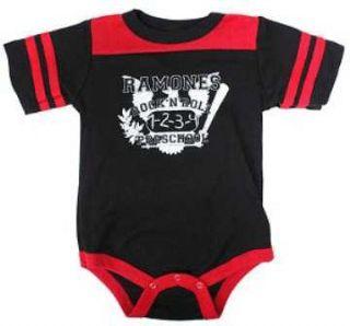 86025 28 The Ramones Baby Toddler Onesie One Piece Rock Roll Pre