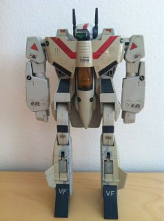 VF 1J Rick Hunter 1 55 Scale Bandai Robotech Valkyrie Fighter Takatoku
