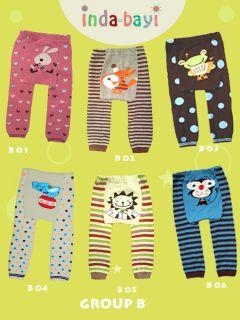 Cute Baby Toddler Unisex Trousers Leggings Tights Leg Warmers Pants
