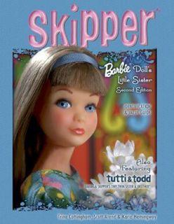 2011 Price Values Skipper Barbie Doll Collectors Book