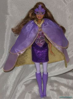 Mattel 2008 Barbie and the Three Musketeers 2 In 1 Viveca Doll