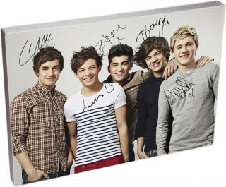 One Direction Autograph Canvas No2. Wall Hanging, see offers.