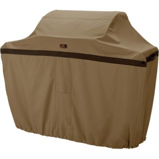 Clic Accessories Cart BBQ Cover Tan Fits x Large BBQ Carts Up to