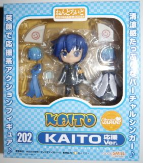 Good Smile Company GSC Nendoroid 202 Vocal Kaito Cheerful Support Ver