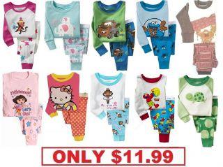 Baby Gap Pyjamas Long Sleeve Cute Unisex Toddler Boy Girl Infant