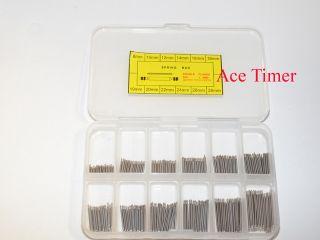 240 pcs Spring Bars Kit Watch Strap Band 8mm 28mm