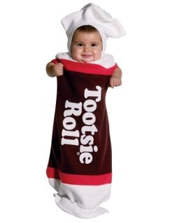 Rasta Imposta Official Tootsie Roll Infant Child Halloween Costume