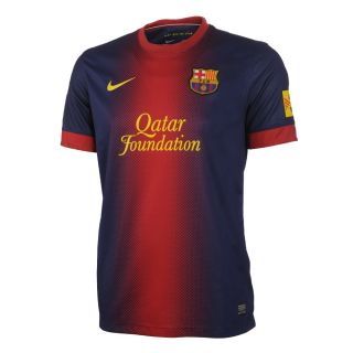 New Barcelona Football Soccer Jersey Home Team or Lionel Messi