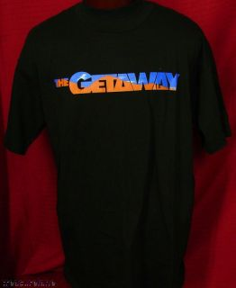 The Getaway Film Crew Shirt XL Kim Basinger James Woods
