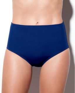 SPANX Shapewear Brand Womens Basix Full Coverage Swim Bikini Bottom