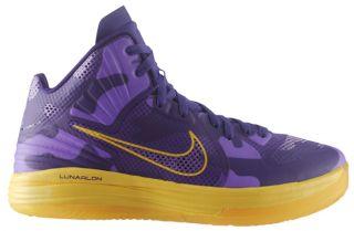 Nike Lunar Hypergamer Basketball Shoes Mens SZ 18