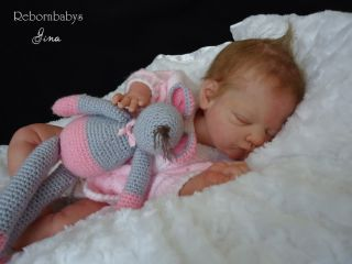 Rebornbabys Nursery Gus New Reborn Baby Upper Torso