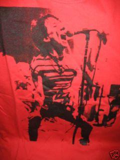 New Stiv Bators The Dead Boys T Shirt Punk Youth L XS