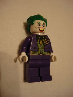 LEGO BATMAN 6857 JOKER MINIFIGURE with DETONATOR  4 MORE HOT TOYS