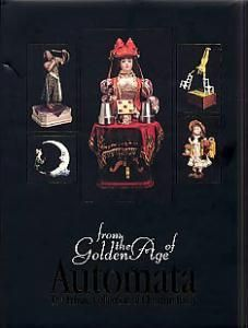 Golden Age Automata Book DVD Vintage Music Box Doll Toy