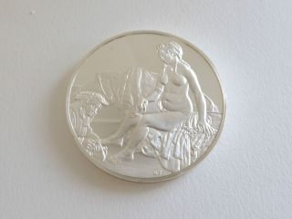 Franklin Mint Arts Rembrandt Bathsheba King David Letter