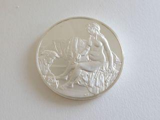 Franklin Mint Arts Rembrandt Bathsheba King David Letter