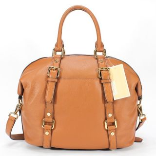 Michael Kors Bedford Medium Satchel Luggage $358