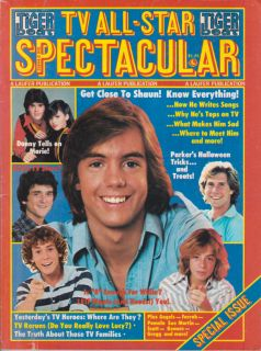 Shaun Cassidy Bay City Rollers Charlies Angels Leif Garrett Starsky