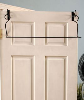 Over The Door Quilt Blanket Holder Display Rack Storage Christmas Gift