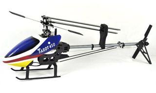 Tarot 450 Pro 3D RC Helicopter Kit Barebone(belt Driven Edition,80%