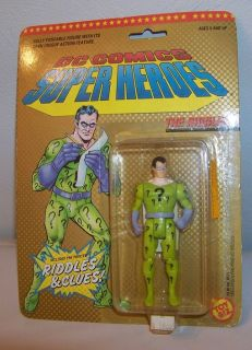 Action Figure by Toy Biz DC Comics Super Heroes Batman Villain