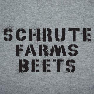 Dwight Schrute Farms Beets The Office Shirt Funny M