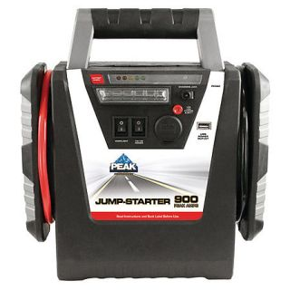 AMP PORTABLE CAR JUMP STARTER! AUTOMOTIVE BATTERY BOOSTER PACK! 12V DC