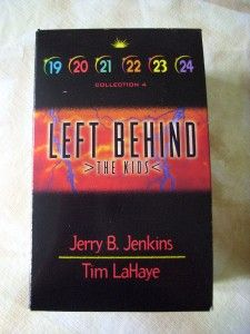 Left Behind The Kids Series 6 Book Set Collection 4 19 20 21 22 23 24