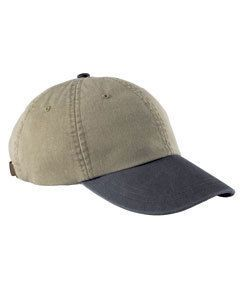 New Adams Cap Baseball Hat 6 Panel Low Profile Washed Pigment Dyed