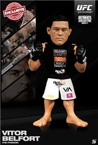 Vitor Belfort Series 11 Round 5 UFC Walkoutwear Exclusive Figure 1 750