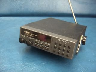 Uniden Bearcat 560XLT Mobile Scanner with Antenna