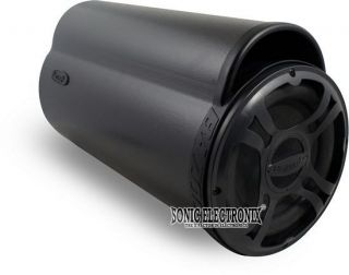 Bazooka BTA10100 100W 10 BT Powered Amplified Subwoofer Bass Tube