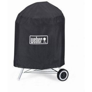 Weber Grill BBQ Cover 18 5 Kettle Charcoal Grills 7452