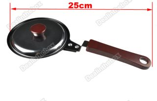 BBQ Outdoor Kitchen Pan Heart Egg Pot to Say I Love You