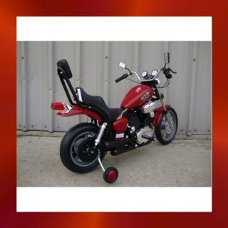Kids Electric Battery Powered Harley Style Ride on Toy Motorcycle Iron