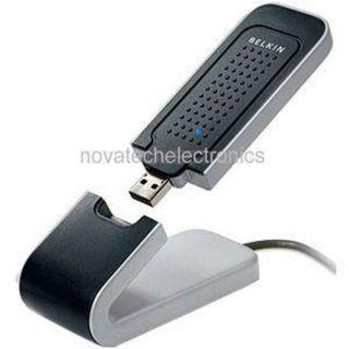 Belkin F5D8051 N1 300 Mbps 802 11n Wireless USB Adapter