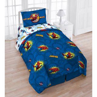 Twin Bed in Bag Marvel Comics Superhero Comforter Bedding Set