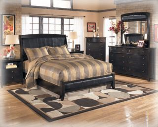 Harmony B208 Queen Bedroom Se by Ashley Furniure