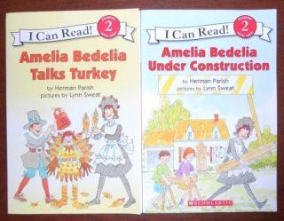 Amelia Bedelia Lot Of 10 Books