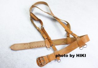 WW2 Soviet Russia Red Army Officer X Straps   Click Image to Close