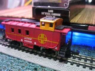 bachmann caboose for n scale n gauge locomotive diesel engines steam