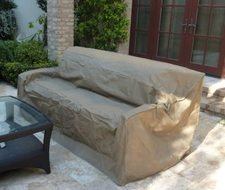 Patio Garden Outdoor Large Sofa Cover New Patio Furniture Cover 93L