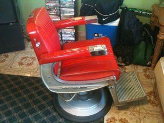 Belmont Antique Barber Chair BB225