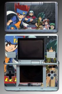 Beyblade Metal Fury Master Fusion Anime Game Vinyl SKIN Cover 6 for