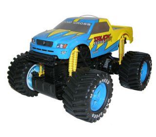 Radio Remote Controlled R C 14 5 Titan 4x4 Off Road Monster Truck Car