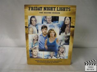 Friday Night Lights The Second Season DVD 2008 025195017077