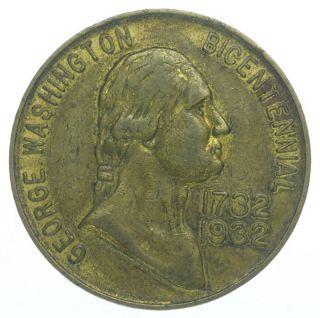 1732 1932 George Washington Bicentennial Medal Coin C245050