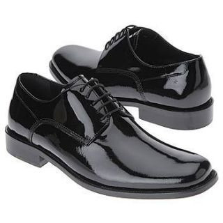 Johnston Murphy Bickel Black Tuxedo Oxfords Shoes 12